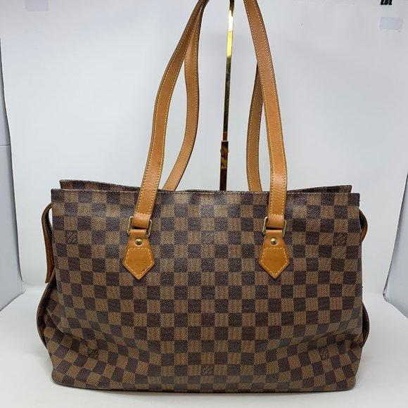 Louis Vuitton Chelsea Damier Ebene Limited Edition